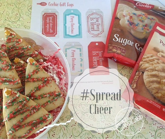 #SpreadCheer Holiday Cookie Baskets