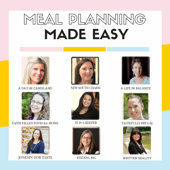 meal planning made easy NEWEST! (2)