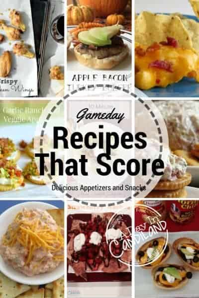 Game Day Recipes That Will Score