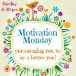 Motivation Monday Linky 189
