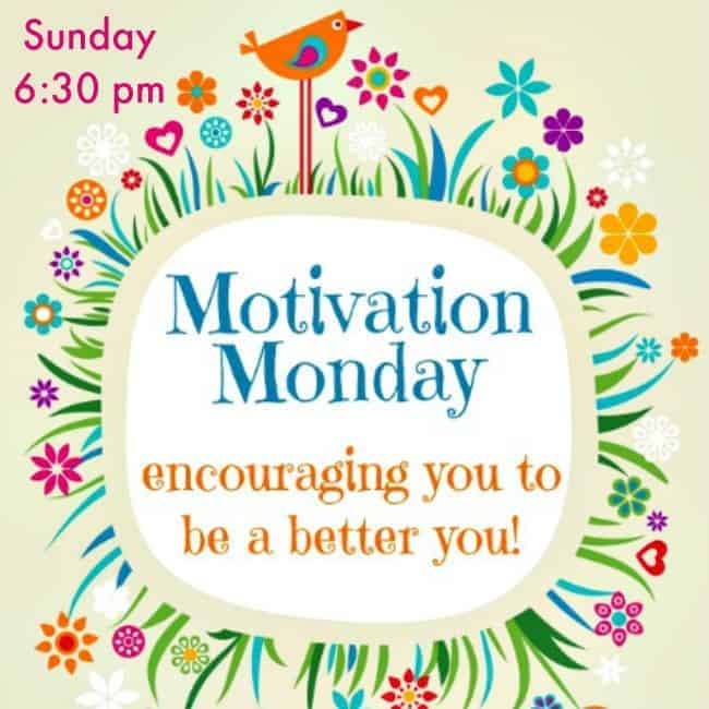 Motivation Monday Linky 215