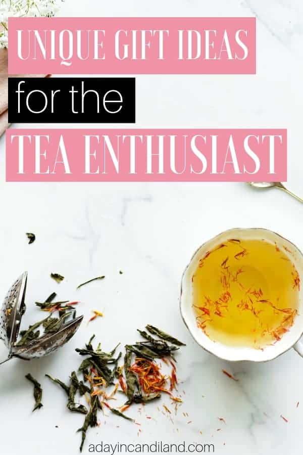 Unique Gift Ideas for the Tea En