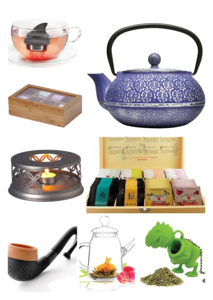 Tea lovers gifts for tea time gift guide from A Day in Candiland
