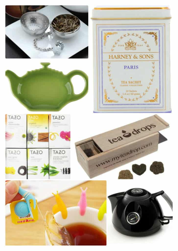 More tea gifts that make the perfect gift giving items