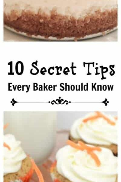 10 Secret Tips Every Baker Should Know
