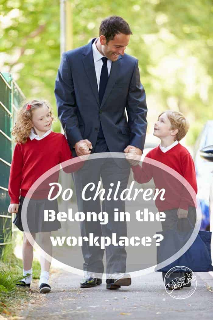 Do Children Belong in the workplace. Would you give up $13 million dollars or quit your job.