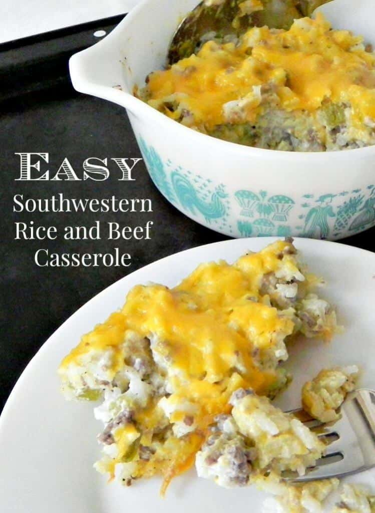 Easy-Southwestern-Rice-and-Beef-Casserole-33