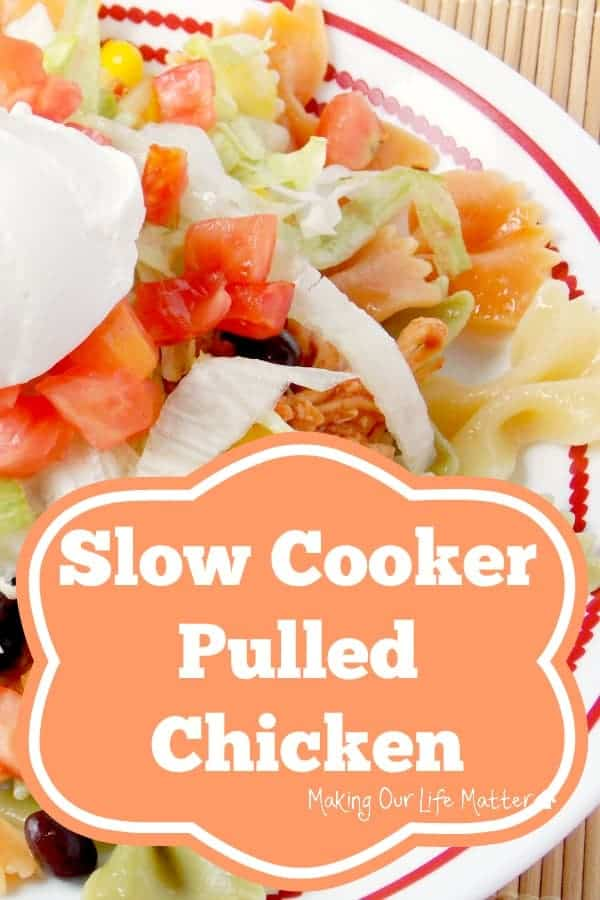 Slow-Cooker-Pulled-Chicken-Meal Planning Made EAsy week 33