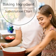 Tips and Tricks for Baking Substitutions When You Run Out of Ingredients