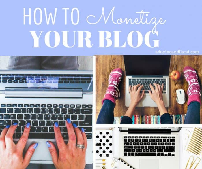 How to Monetize your blog facebook image