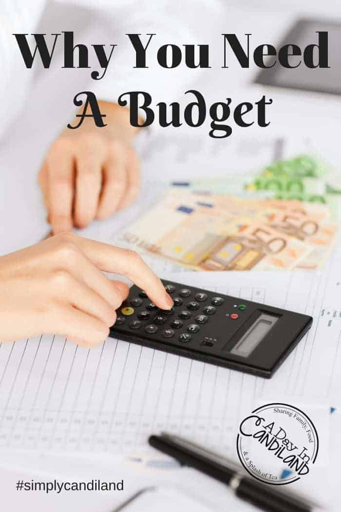 Purpose of a budget article with Desk with calculator and budget papers
