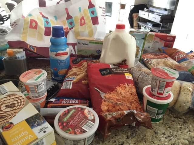 Grocery Haul Aldi