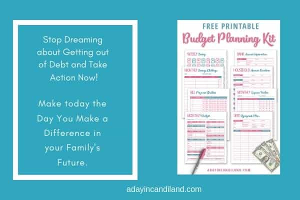 Start Today on Your Family Budget