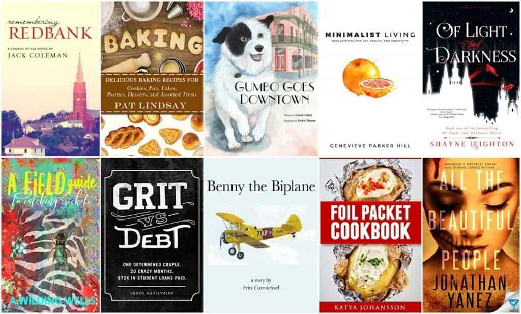 10 Free Kindle Books 07/25/16