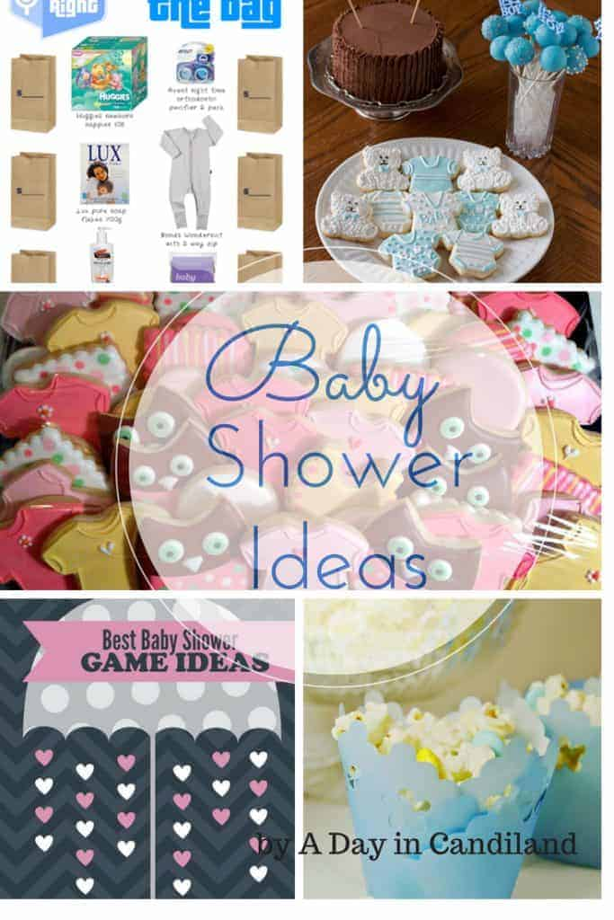 Baby Shower Ideas pinterest image