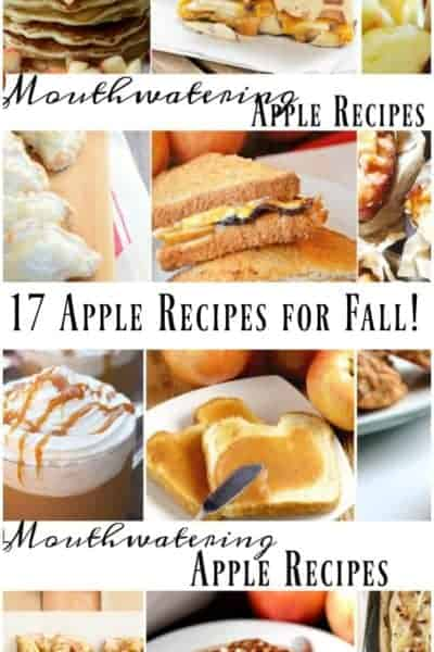 Best Mouthwatering Apple Recipes for Fall