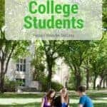 Get Your College Student On A Budget