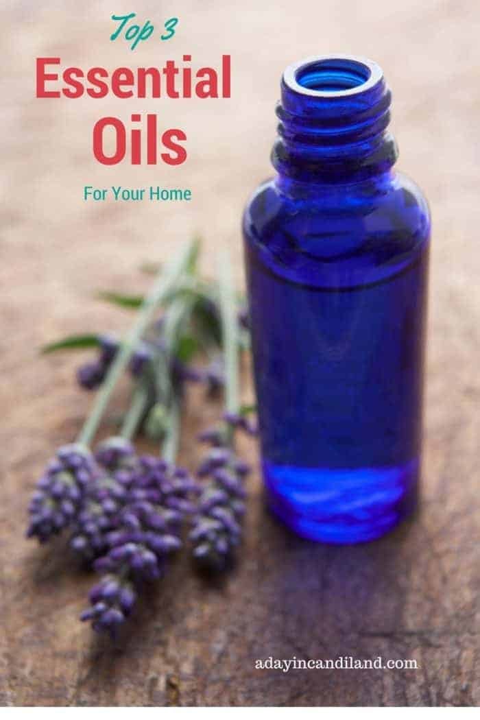 Top 3 Essential Oils For Your Home