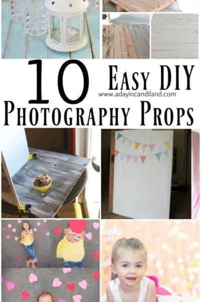 10 Easy DIY Photography Props