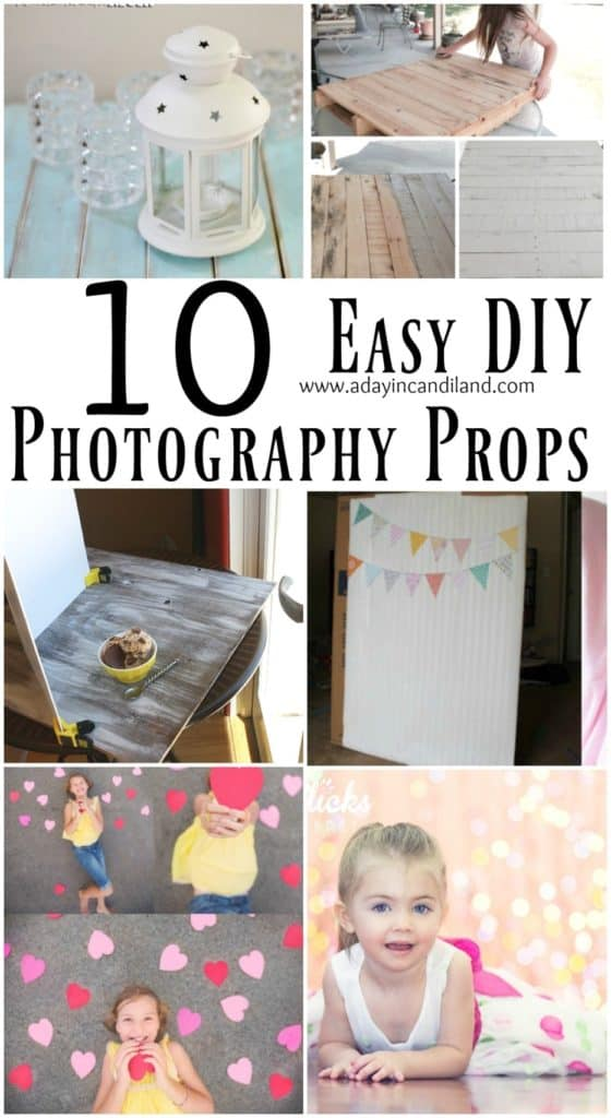 10 Easy DIY Photography Props that you can make in a day