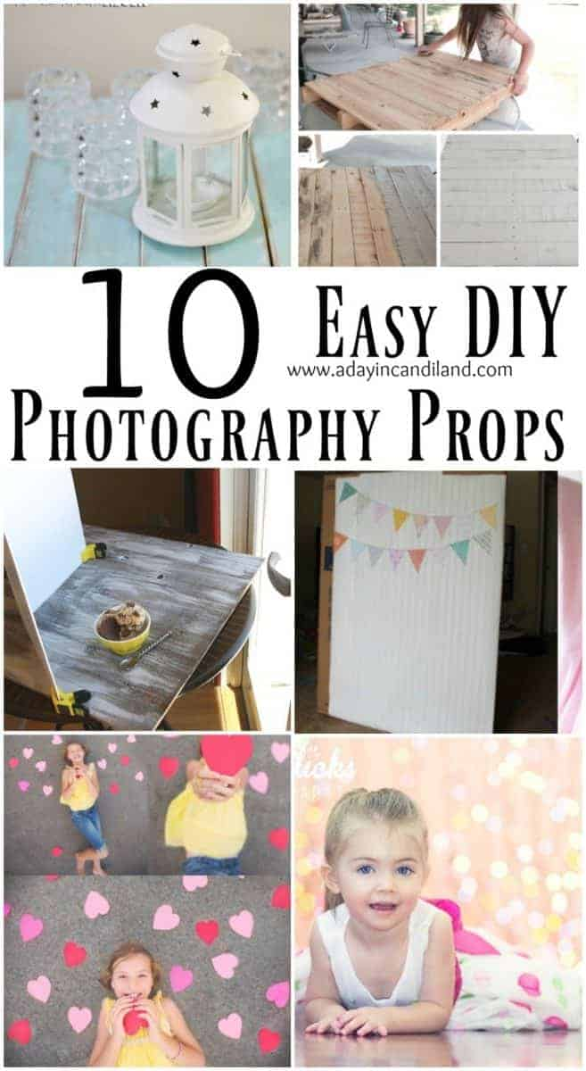 10 DIY Props for Photography Shoots