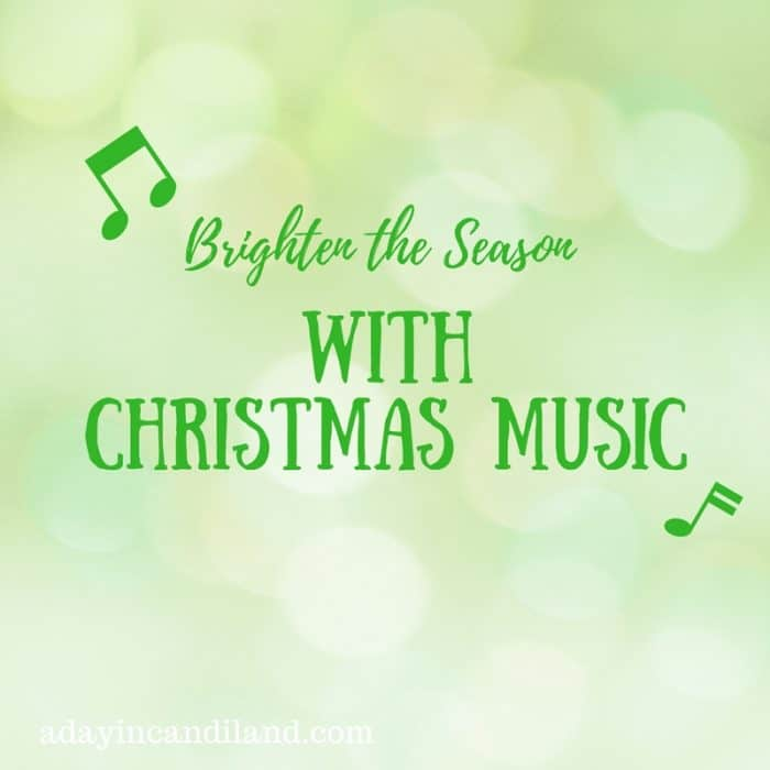 Brighten your season with all those Christmas CDs that you won't be able to get the songs out of your head.