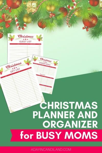 Christmas Planning Lists