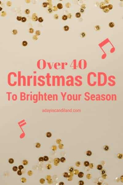 Over 40 Christmas CDs to Brighten the Season