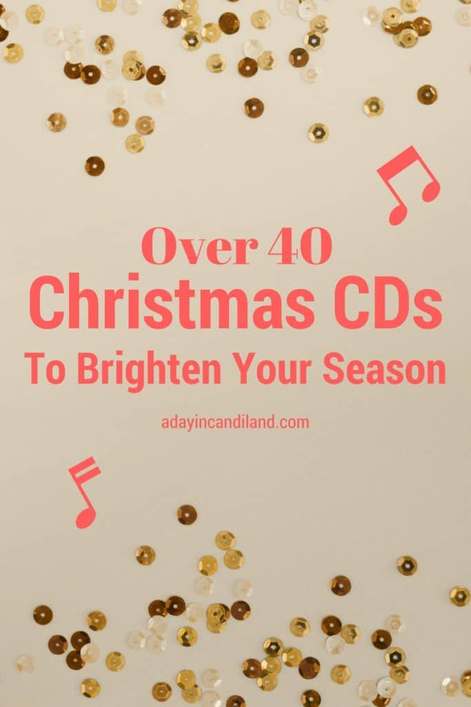 Over 40 Christmas CDs to brighten your season. Christmas music all ages will enjoy.
