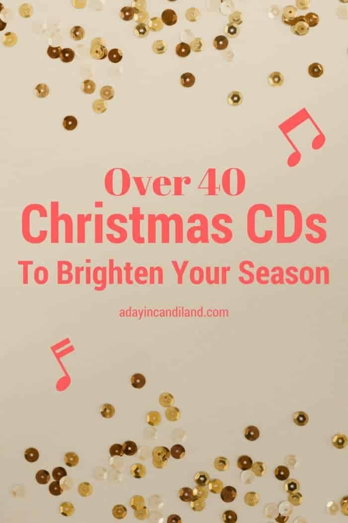 40+ Best Christmas CDs For All Ages