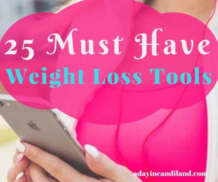 25 weight loss tools to begin your journey