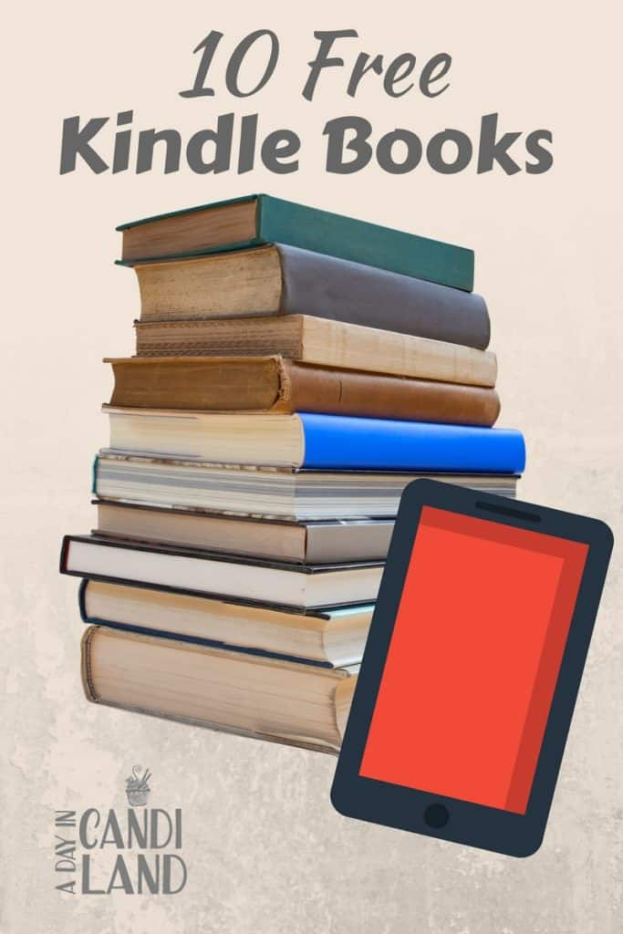 10 Free Kindle Books from Amazon
