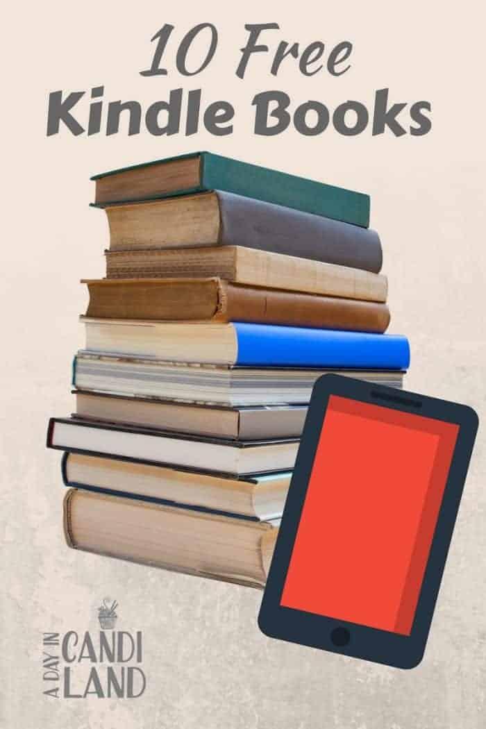 10 Free Kindle Books 7/18/17