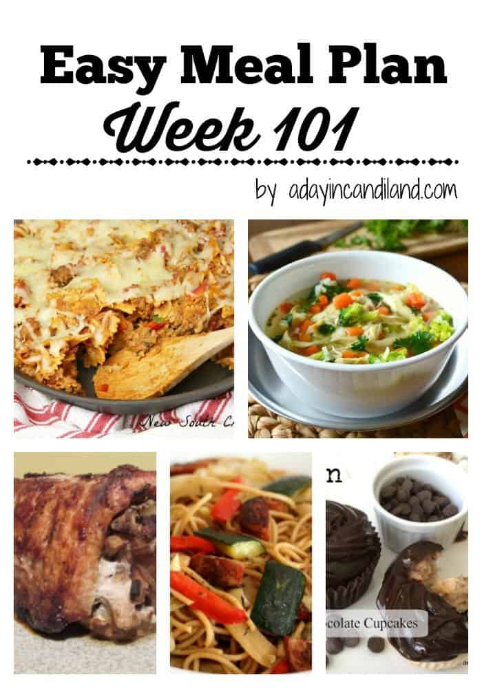 Easy Weekday Meal Planning 101