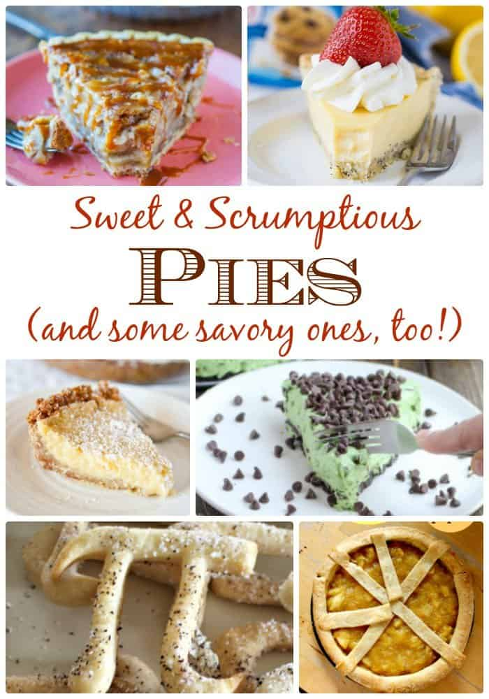 25 Scrumptious Pie recipes for Pi day and beyond (and some savory ones, too!)