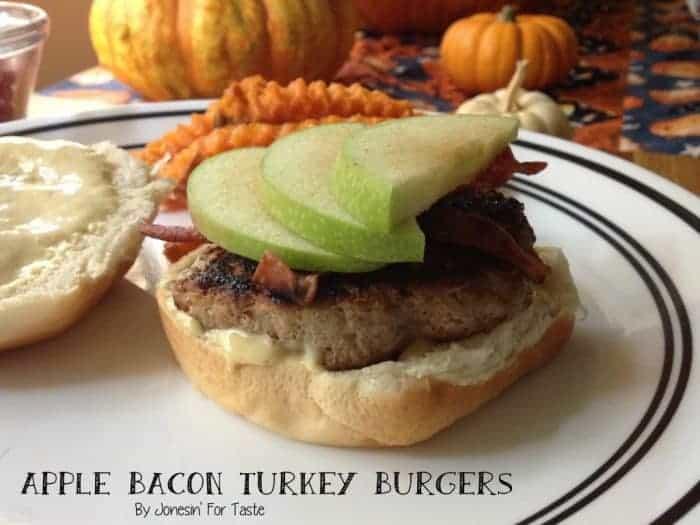Apple-Bacon-Turkey-Burgers-meal plan 108