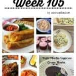 Easy Family Meal Plan 105