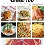 Easy Family Meal Plan 106