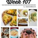 Easy Family Meal Plan 107
