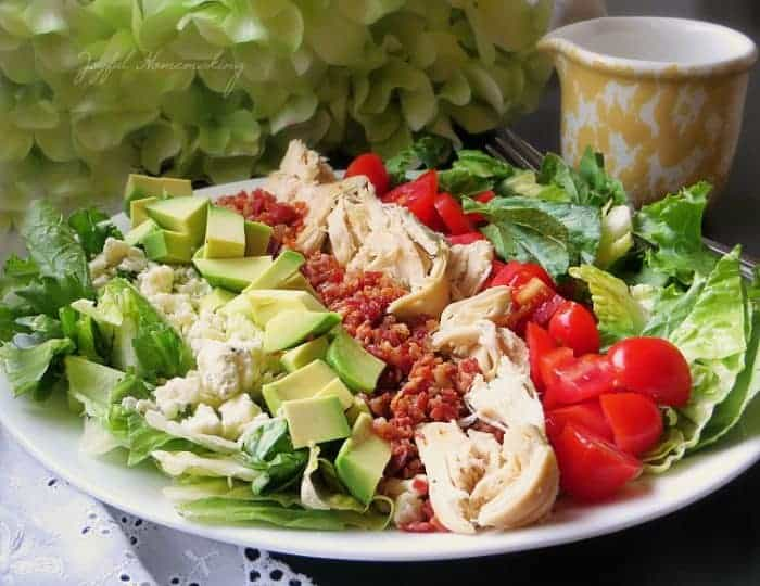 cobb-salad6 meal plan 108