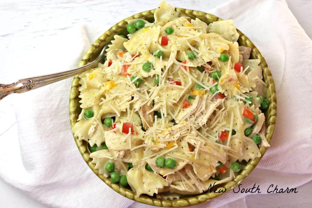 Creamy-Chicken-Farfalle-Feature- meal plan 112