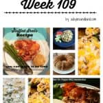 Easy Family Meal Plan 109