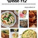 Easy Family Meal Plan 112