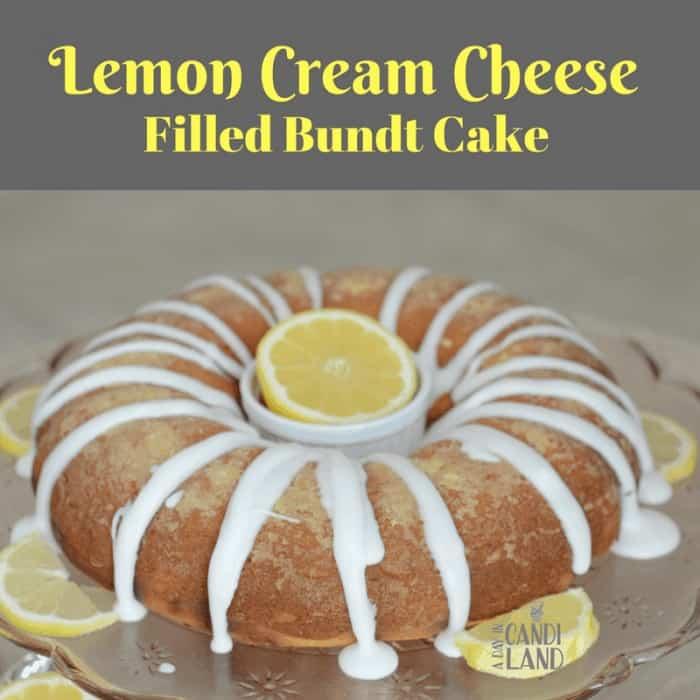 Lemon Cream Cheese Filled Bundt Cake (1)