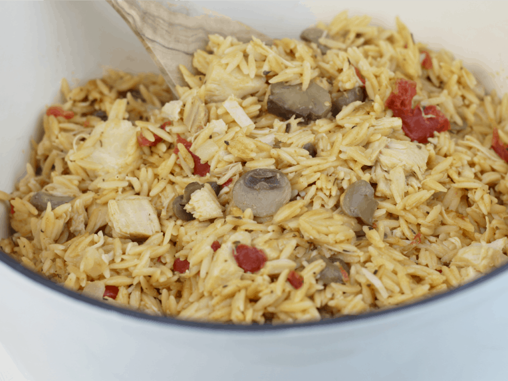orzo-bottom Meal Plan 109
