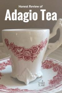 Honest Review of Adagio Tea