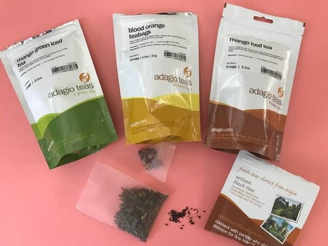 Honest Review of Adagio Tea