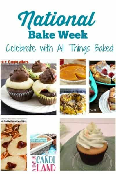 Celebrate National Bake Week with All Things Baked