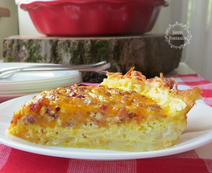 Quiche-With-Hashbrown-Crust2 meal plan 116