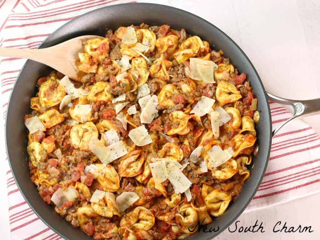 killet-Tortellini-Support meal plan 117